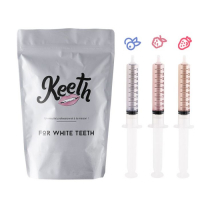 Keeth 'Fruits Des Bois' Dental Refill Pack - 10 ml, 4 Units