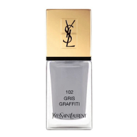 Yves Saint Laurent 'La Laque Couture' Nail Polish - 102 Gris Graffiti 10 ml