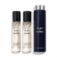Chanel 'Bleu' Set - 3 Units