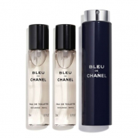 Chanel Eau de toilette 'Bleu'  -3 x 20ml