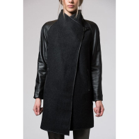 Vespucci by VSP Paris Women's Coat