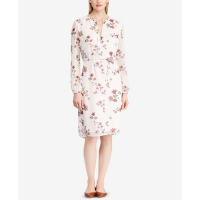 Ralph Lauren Women's 'Floral-print georgette' Dress