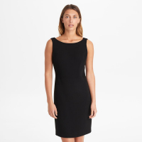 Karl Lagerfeld Women's 'Sleeveless Cocktail With Drape Back' Dress