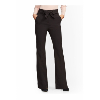 New York & Company '7th Avenue   Black HighWaist Bootcut' Hose für Damen