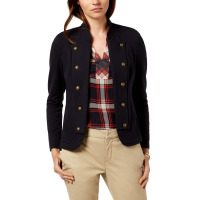 Tommy Hilfiger Women's 'Military Band' Jacket