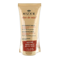 Nuxe Crème mains & ongles 'Honey Dream' - 50 ml, 2 Unités