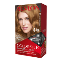 Revlon 'Colorsilk' Hair Dye #57 - Light Brown