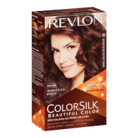 Revlon Teinture pour cheveux 'Colorsilk' - 46 Chestnut Cobrizo Golden