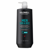 Goldwell Dual For Men Hair&Body' Shampoo - 1 L