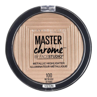 Maybelline 'Master Chrome Metal' Highlighter - #100 Molten Gold 9 g