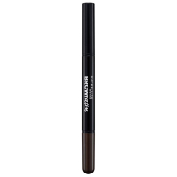 Maybelline 'Brow Satin Duo' Eye Pencil - Black Brown
