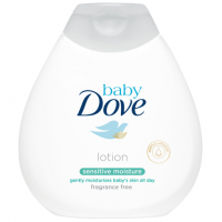 Dove Lait corporelle 'Baby Sensitive Skin' - 200 ml