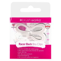 Brushworks Racer Rücken-BH-Clips