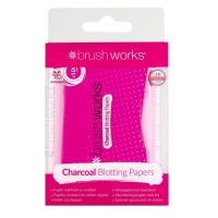 Brushworks Charcoal Blotting Papers x100