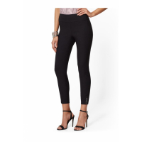 New York & Company 'Whitney High Waist Pull On Ankle Button Accent' Hose für Damen