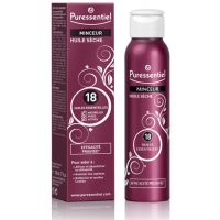 Puressentiel Slimming Dry Oil with 18 Essential Oils - 125 ml