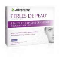 Arkopharma 'Perles de Peau - Coenzyme Q10' Nutritional supplement - 30 Capsules