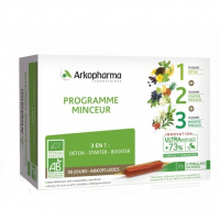 Arkopharma Arkofluide Program.Min.Bio 10ml bs