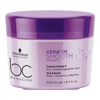 Schwarzkopf 'Bc Keratin Smooth' Mask - 200 ml