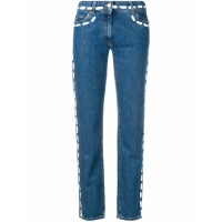 Moschino Painted Stitch' Jeans