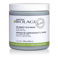Matrix Bio Raw Reboidfy Clay' Maske - 400 ml