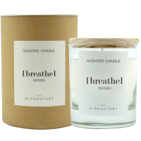 The Olphactory Craft '[ breathe ]' Scented Candle - Oxygen 200 g