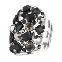 Prestige Palace 'Niagara Black' Ring