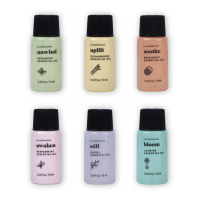 Tri-Coastal 'Hazy Shine' Set - 6 Einheitenx10 ml