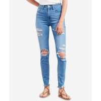 Levi's Jeans '721 High-Rise Ripped Skinny' pour Femmes