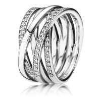 Pandora 'Eternity' Ring