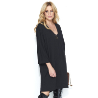 Makadamia Women's 3/4 Sleeved Dress