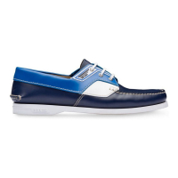 Prada Men's 'Colour block' Loafers