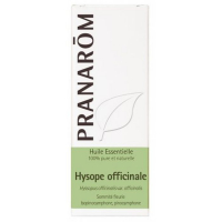 Pranarom 'Hysope officinale' Essential Oil - 5 ml