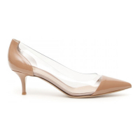 Gianvito Rossi 'Plexi 85' Pumps für Damen