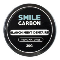 Smile Carbon Bleaching charcoal powder - 30 g