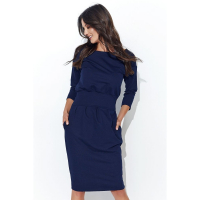 Numinou Women's 3/4 Sleeved Dress