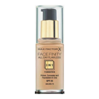 Max Factor 'Facefinity 3 in 1' Foundation - #75 Golden