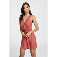 G by Guess 'Salem Zip-Front Shirt' Kleid für Damen