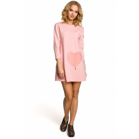 Made of Emotion Women's 3/4 Long-Sleeved Dress