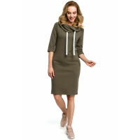 Made of Emotion Women's Hoodie Dress