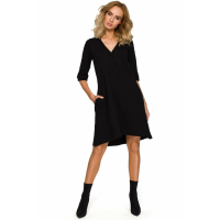 Made of Emotion Women's 3/4 Sleeved Dress