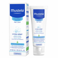 Mustela 'Hydra Bebe' Face Cream - 40 ml