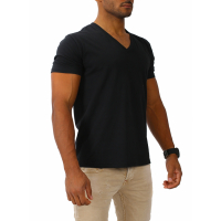 Joe Franks 'V-Neck' T-Shirt für Herren