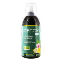 Santé Verte 'Detox Bio' Nutritional supplement - 500 ml
