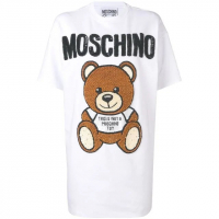 Moschino Robe 'Teddy Jersey' pour femmes
