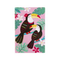 Sass and Belle 'Tiki Toucan A5' Notizbuch