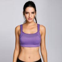 Syrokan Women's 'V-shape' Wireless Bra