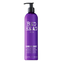 Tigi Dumb Blond' Shampoo - 400 ml