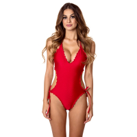Relleciga Women's 'Cherry' Swimsuit