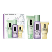 Clinique '3 Steps Intro Skin Type II' Set - 3 Units
